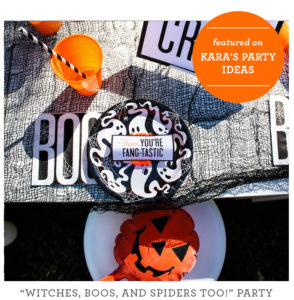 Kid's Halloween Party, Candy Witch, Spider, Eek balloon, fun, not scary, preschool halloween party, you're fang-tastic, boo poo, toot, scoot and boogie, mumosas, the boo crew, oriental trading, oriental trading halloween party, whoopee cushion musical chairs, just add confetti