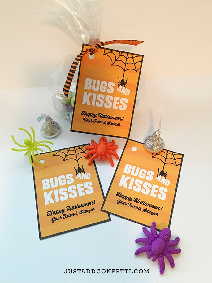 It's just a graphic of Striking Bugs and Kisses Printable