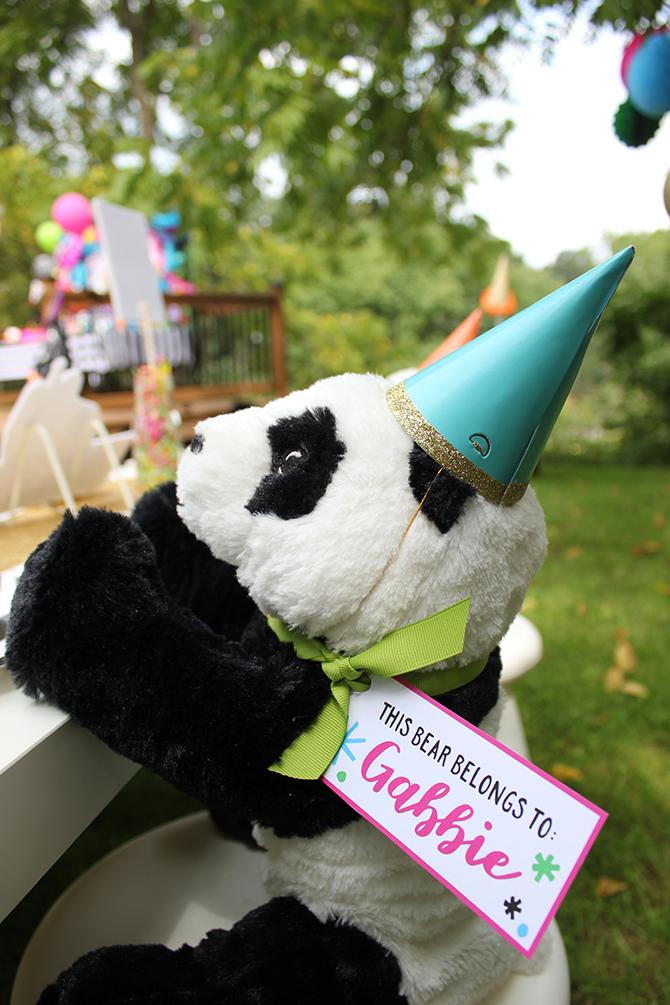Party animal, zoo party, lion, elephant, giraffe, zebra, party, kids party, bubbles, wild animals, bold, birthday, birthday boy, DIY, party decor, panda, party like a panda, pandamonium