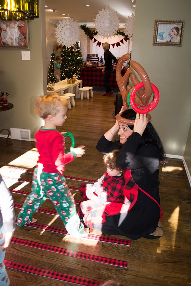 """PANCAKES, PAJAMAS AND PLAID"""" KID\'S CHRISTMAS PARTY WITH ORIENTAL ..."""