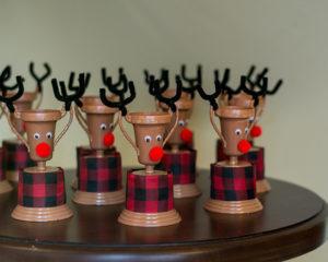 DIY Reindeer Trophy