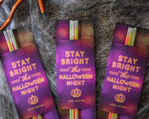 Stay Bright This Halloween Night: Glow Stick Halloween Gift Idea