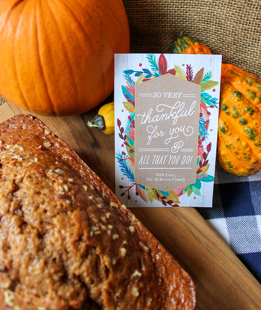 Thankful For You Free Printable Gift Tag, Thanksgiving, Just Add Confetti, gratitude, thankful, thank you, Thanksgiving gratitude, free printable, free printable gift tag, Thanksgiving gift idea, Thankful For You, handpainted free printable, thankful for you and all that you do